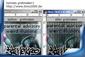 Product picture Photoshop Plugin Gridmaker 2